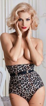 Обнаженная Татьяна Котова в журнале Playboy фото #5