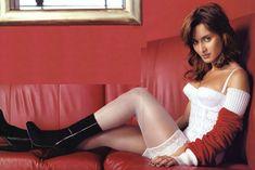Тина Канделаки в сексуальном белье для журнала FHM фото #5