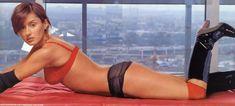 Тина Канделаки в сексуальном белье для журнала FHM фото #6