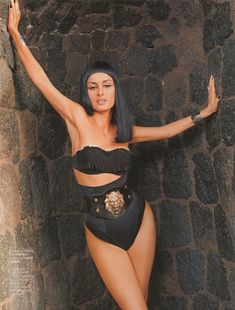 Тина Канделаки разделась в журнале Playboy фото #3