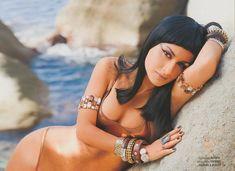 Тина Канделаки разделась в журнале Playboy фото #4
