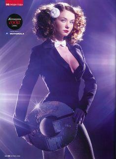 Секси Юлия Волкова в журнале GQ фото #5