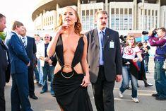 Откровенный наряд Жанны Фриске фото #2