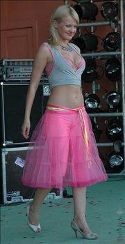 Откровенный наряд Ирины Ортман фото #4