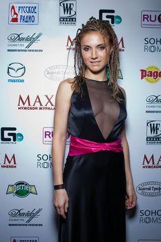 Ирина Тонева в эротическом наряде фото #1
