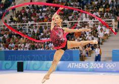 Красотка Ирина Чащина демонстрирует супер растяжку на чемпионатах фото #11
