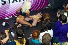 Катя Самбука в эротическом наряде фото #18