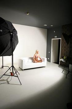 Раздетая Катя Самбука для Playboy фото #28