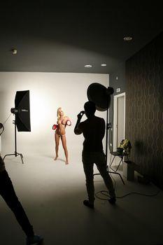 Раздетая Катя Самбука для Playboy фото #29