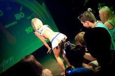 Катя Самбука раздевается на Шоу фото #10