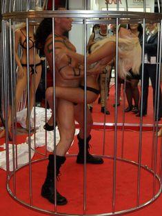 Горячая Катя Самбука зажигает на «Эрос Москва» фото #7