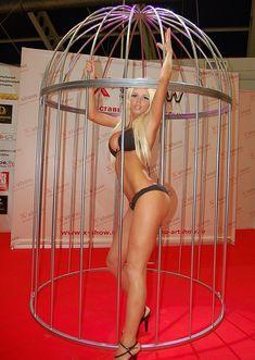 Горячая Катя Самбука зажигает на «Эрос Москва» фото #8