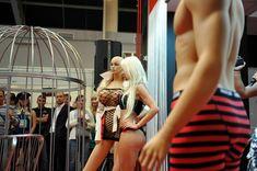 Горячая Катя Самбука зажигает на «Эрос Москва» фото #22