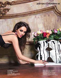 Лера Кондра оголилась для журнала Playboy фото #2