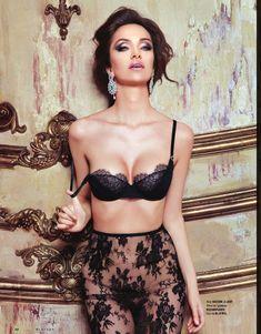 Лера Кондра оголилась для журнала Playboy фото #3