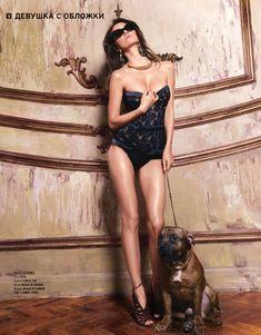 Лера Кондра оголилась для журнала Playboy фото #5