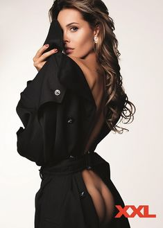 Эротичная Мария Горбань для журнала XXL фото #3