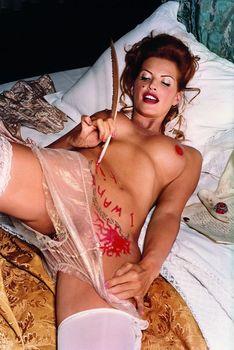 Полностью голая Ольга Родионова в The Book of Olga фото #18