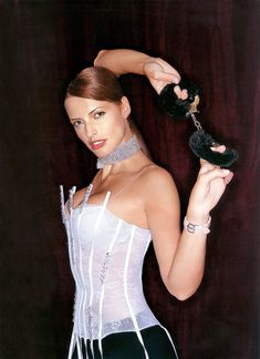 Ольга Родионова в эротическом наряде фото #1