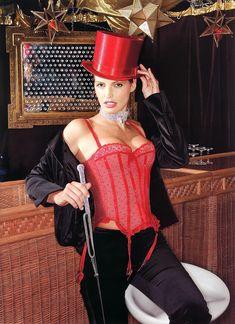 Ольга Родионова в эротическом наряде фото #3