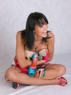 Сексуальная фотосессия Анастасии Сланевской фото #5