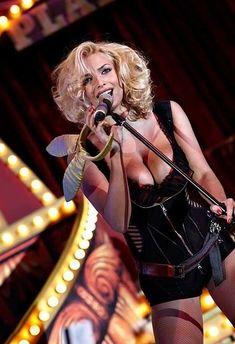 Развратный наряд Татьяны Котовой на вечеринке Playboy фото #11