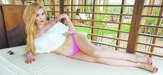 Сексуальная Татьяна Котова в бикини фото #1