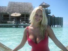 Аппетитные формы Татьяны Котовой в купальнике фото #4