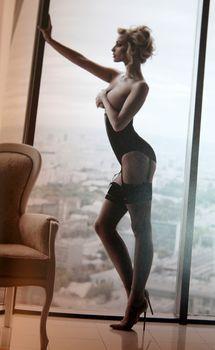 Соблазнительная Татьяна Котова в фотоальбоме «Митохондрическая Ева» фото #1