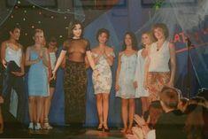 Засвет груди Тины Канделаки на показе Morgan Manhattan фото #4