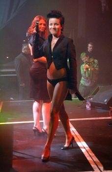 Аппетиное тело Юлии Волковой гей-клубе G.A.Y. Astoria фото #2
