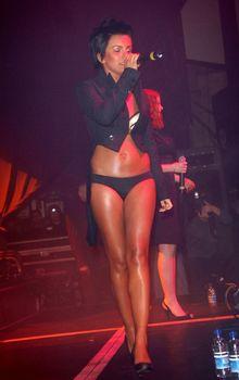 Аппетиное тело Юлии Волковой гей-клубе G.A.Y. Astoria фото #8