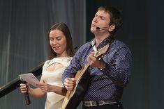 Торчащие соски Юлии Михалковой на выступлении в Ижевске фото #4