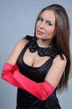 Аппетитный бюст Юлии Михалковой фото #5
