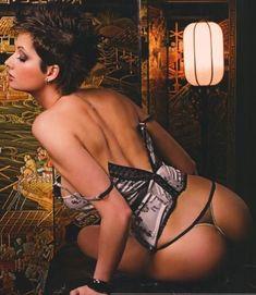 Виктория Талышинская в эротическом белье для журнала XXL фото #5