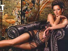 Виктория Талышинская в эротическом белье для журнала XXL фото #7