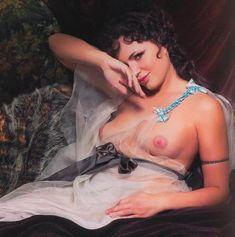 Пышная голая грудь Аллы Довлатовой «Караван историй» фото #1