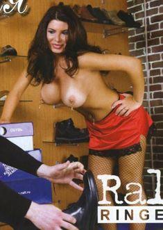 Голая грудь Ирэн Феррари в журнале Penthouse фото #2