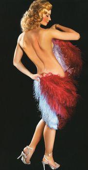 Пикантный образ Марины Александровой в журнале «Караван Историй» фото #1