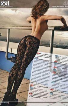 Анастасия Макеева разделась для журнала «XXL» фото #2