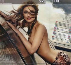 Анастасия Макеева разделась для журнала «XXL» фото #6
