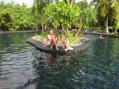 Анастасия Волочкова показала голую грудь на Мальдивских островах фото #1