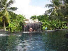 Анастасия Волочкова показала голую грудь на Мальдивских островах фото #3