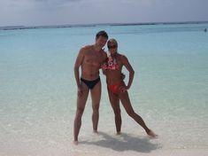 Анастасия Волочкова показала голую грудь на Мальдивских островах фото #10