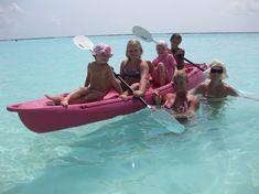 Анастасия Волочкова показала голую грудь на Мальдивских островах фото #11