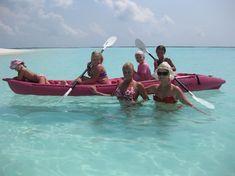Анастасия Волочкова показала голую грудь на Мальдивских островах фото #12