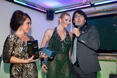 Анастасия Волочкова в просвечивающем платье на вручении премий «Прорыв года» фото #5