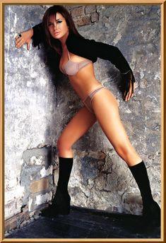 Анастасия Трегубова топлесс в эротической фотосессии фото #2