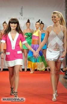 Вера Брежнева без лифчика в прозрачном платье фото #3
