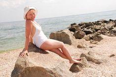 Галина Бокашевская в купальнике на фестивале «Кинотавр» фото #2
